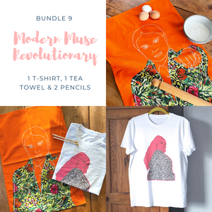 BUNDLE 9 - MODERN MUSE - REVOLUTIONARY