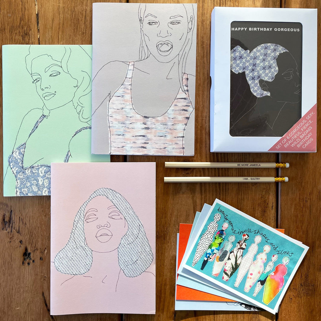 BUNDLE 5 - STATIONARY LOVER