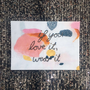 SELF-LOVE SERIES - PACK OF 8 A6 POSTCARDS