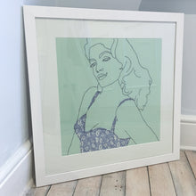 Load image into Gallery viewer, I AM... SULTRY FRAMED ORIGINAL ARTWORK