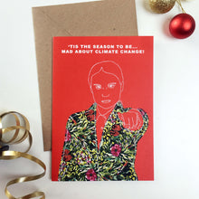 Load image into Gallery viewer, GRETA CHRISTMAS CARD