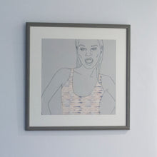 Load image into Gallery viewer, I AM... WILD FRAMED ORIGINAL ARTWORK