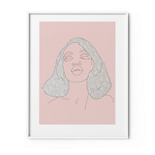 Load image into Gallery viewer, I AM... FIERCE FINE ART PRINT