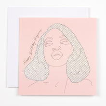 Load image into Gallery viewer, GORGEOUS BIRTHDAY CARD - PINK