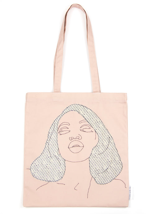 I AM… FIERCE TOTE BAG