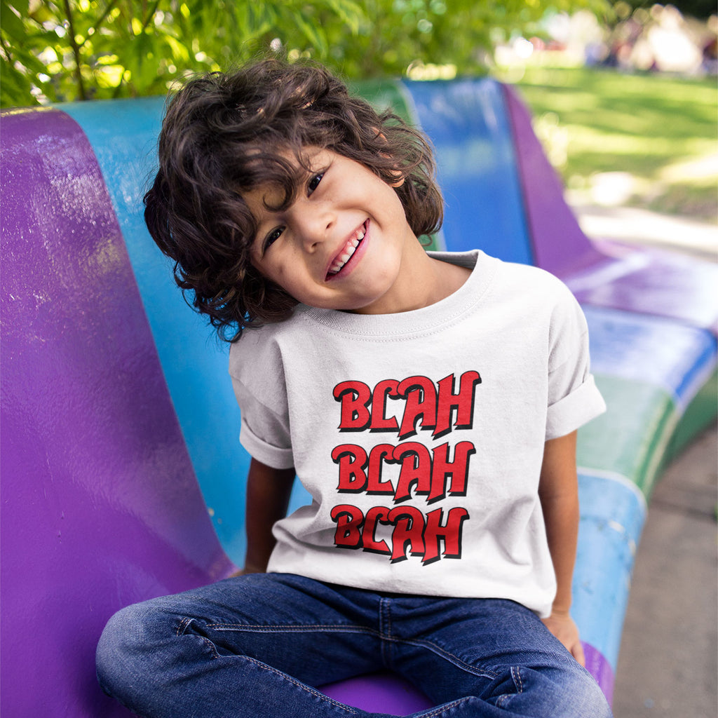 Blah Blah Blah - Kids T-Shirt