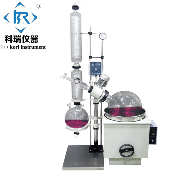 Multipurpose Lab Hemp oil Distillation machine 20l Chemical Vacuum Rotary Evaporator