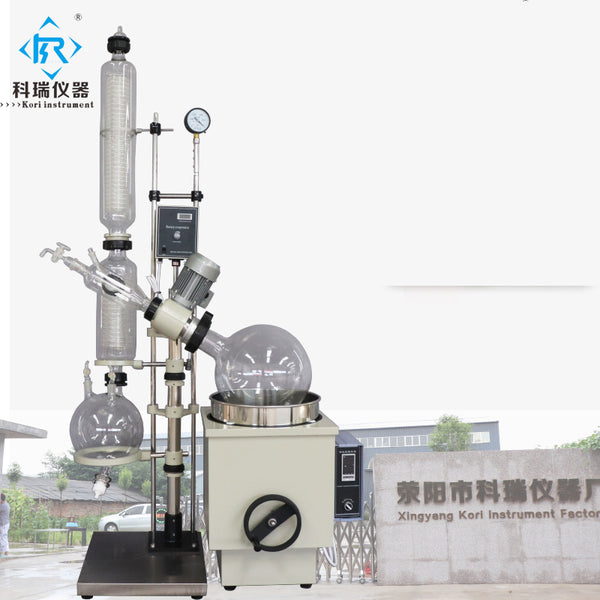 essential hemp oil extraction distillation 10L Rotary Evap/Rotavapor /Rotary Vacuum Evaporator/ Distillation Rotary Evaporator