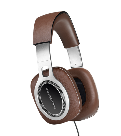 Bowers & Wilkins P9  Mobile Hi-Fi Headphones - over-ear - brown