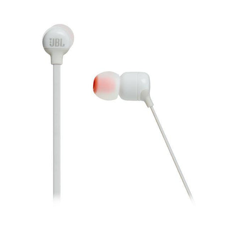 JBL Tune 110BT Wireless Earphone - White