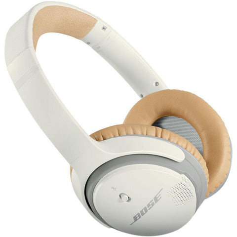 BOSE SoundLink around-ear headphones - White