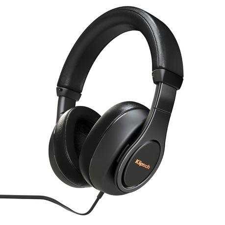 Klipsch Reference Over-Ear Headphones - Black
