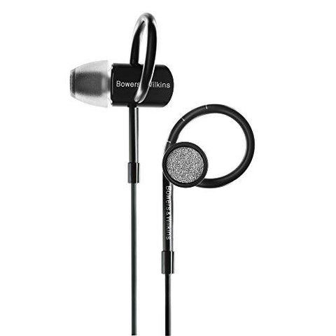 Bowers & Wilkins C5 Series 2 In-Ear Headphones - Black