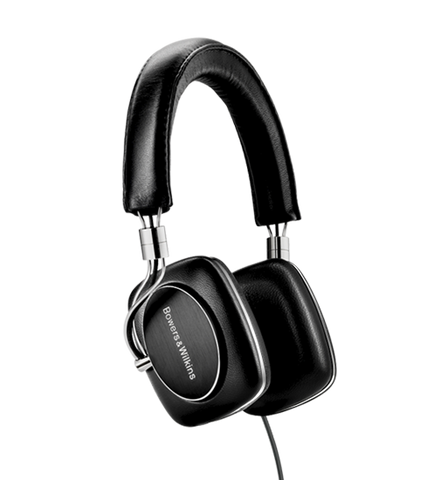 Bowers & Wilkins P-5 S2 On Ear Headphones - Black