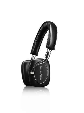 Bowers & Wilkins P5 Wireless Headphones - Black