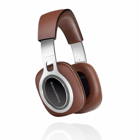 Bowers & Wilkins P9 Signature Over-Ear Headphones - Brown