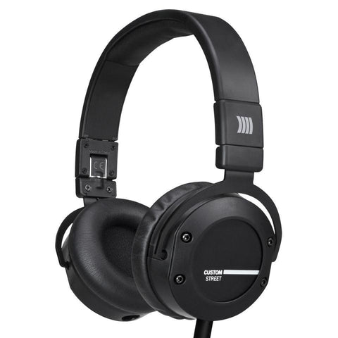 Beyerdynamic CUSTOM STREET Over Ear Headphone - Black