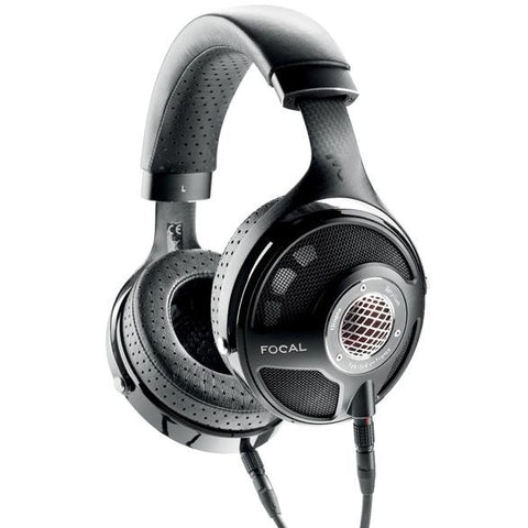 Focal Utopia Headphone - Silver&Black