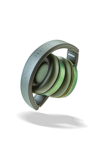 Focal Listen Wireless Circum - Aural Headphone - Olive