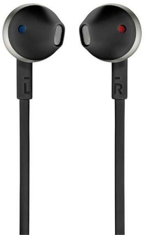 JBL Tune 205 Earbud Earphone - Black