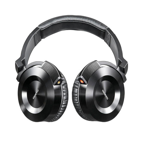 Onkyo ES-HF300 On-Ear Headphones - Silver