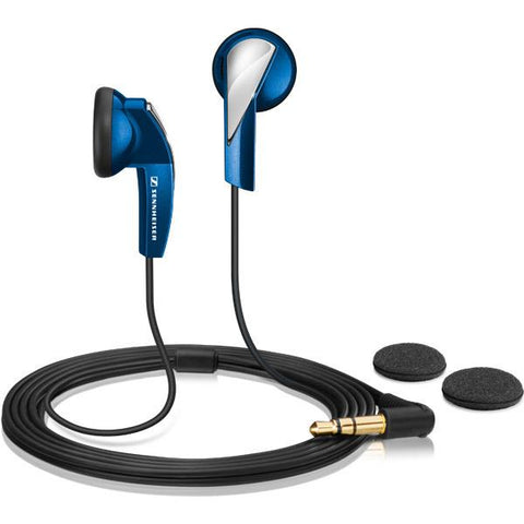 Sennheiser MX 365 In Ear Earphone - Blue