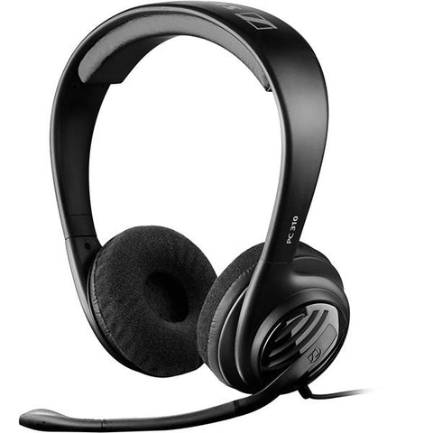 Sennheiser PC 310 Gaming Headset - Black