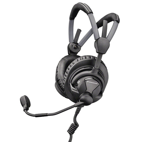 Sennheiser HMDC 27 Headphone - Black