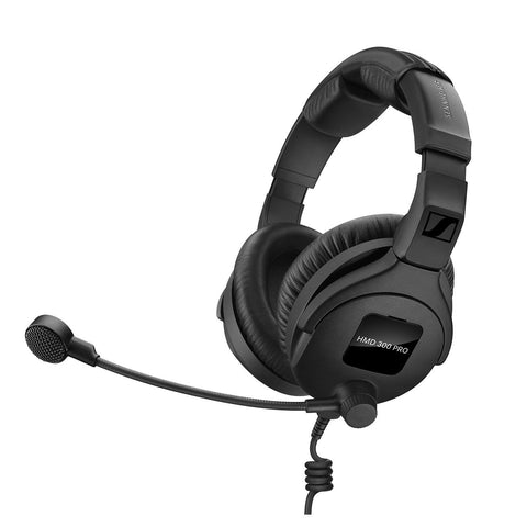 Sennheiser HMD 300 PRO Headphone - Black