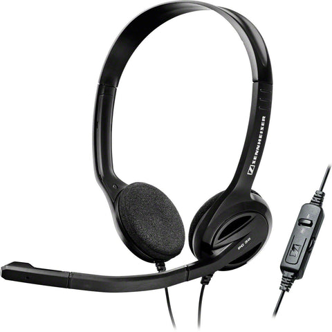 Sennheiser PC 36 Controller Over Ear Headphone - Black