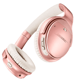 BOSE QuietComfort 35 Series II Wireless Noise Cancelling Headphones - Rose Gold