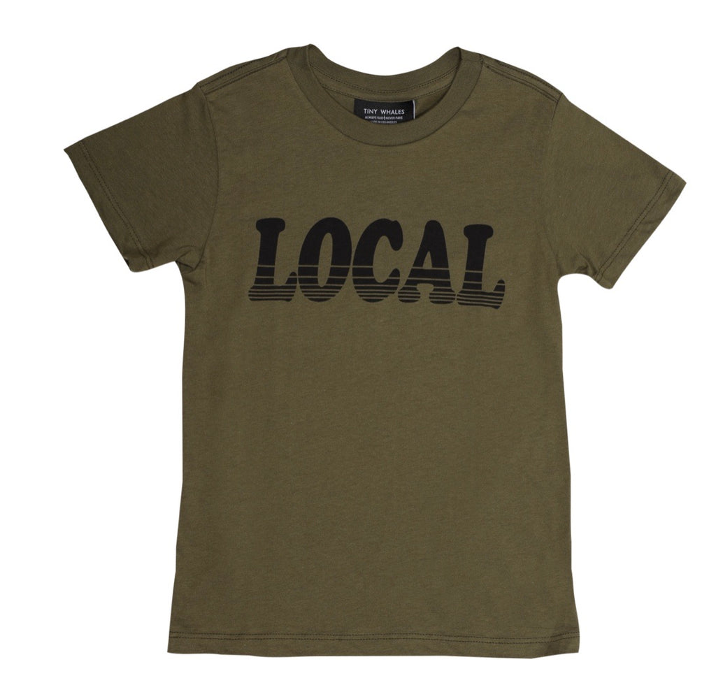 Local Army Green