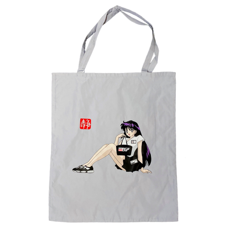 sailor mars oversized tote