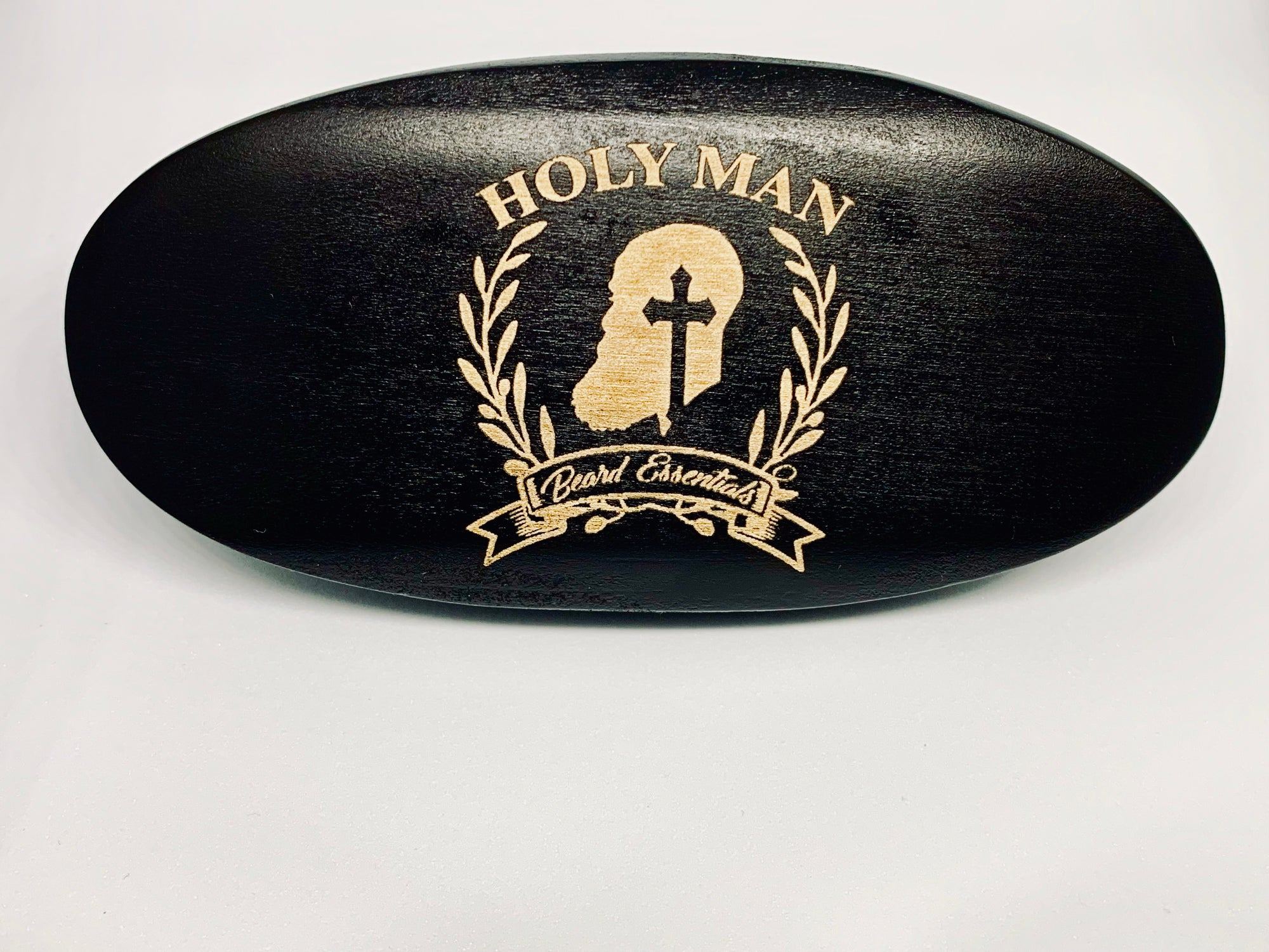 HOLY MAN BEARD BOARS HAIR BEARD BRUSH