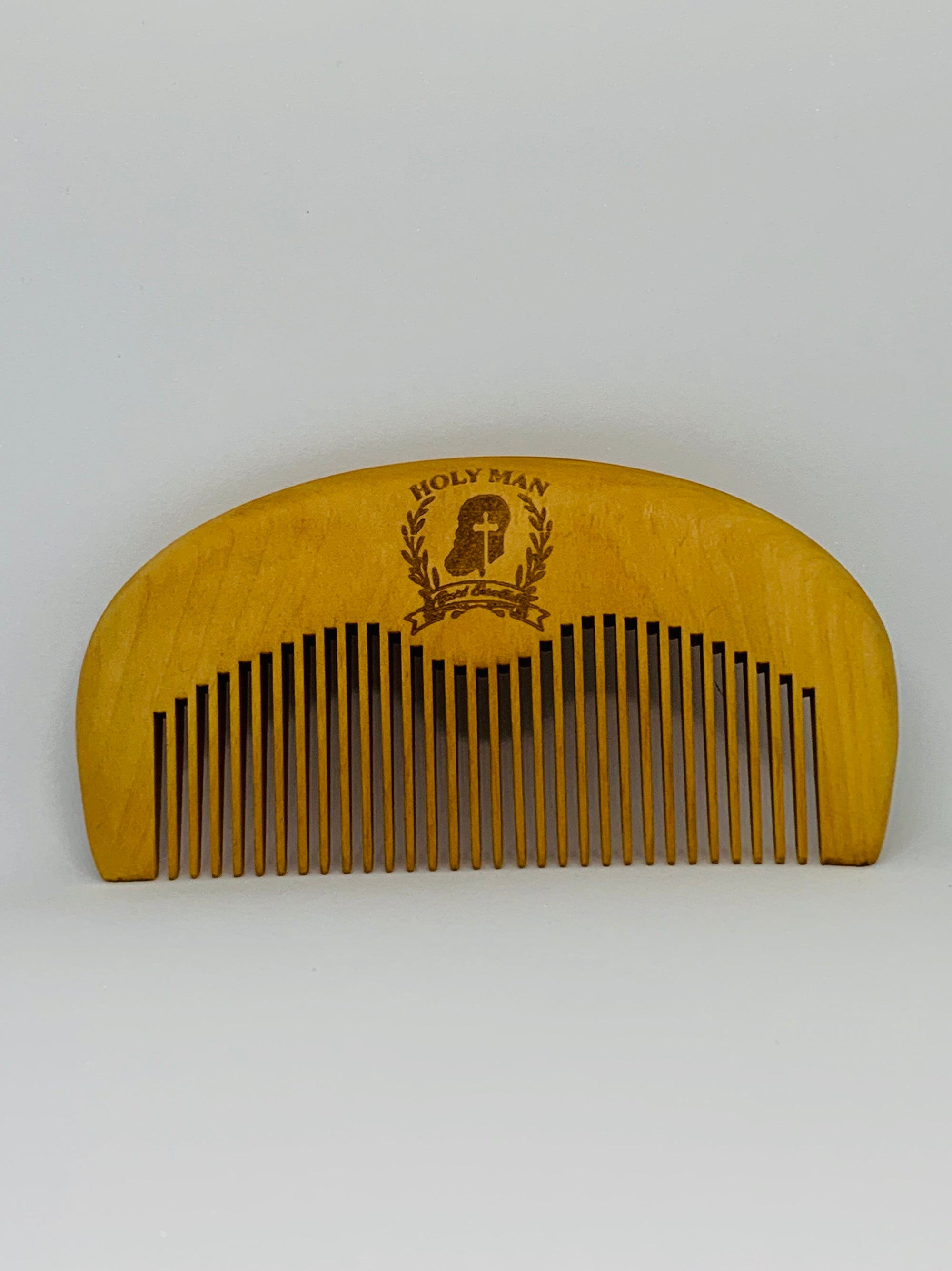 Holy Man Beard Comb