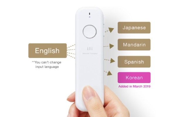 JOYSAE Language Translator Device