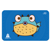 Offline Language Pack 30 Fishes Digital Fish Card