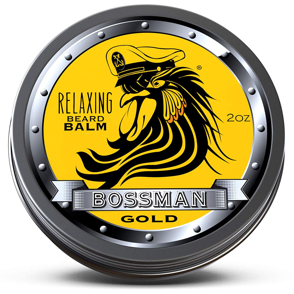 Bossman Relaxing Beard Balm