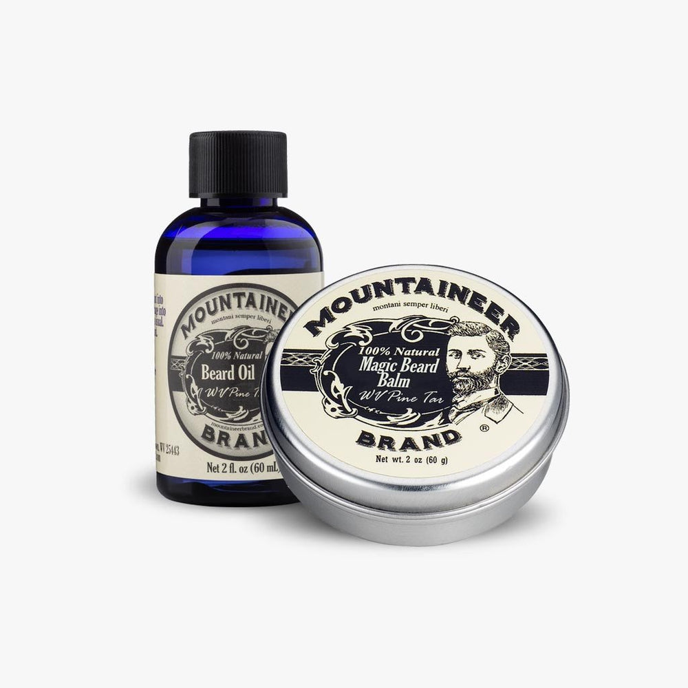 Mountaineer Magic Balm & Beard Oil