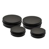 4 pack of watertight Mini and Micro Survival Kit Tins