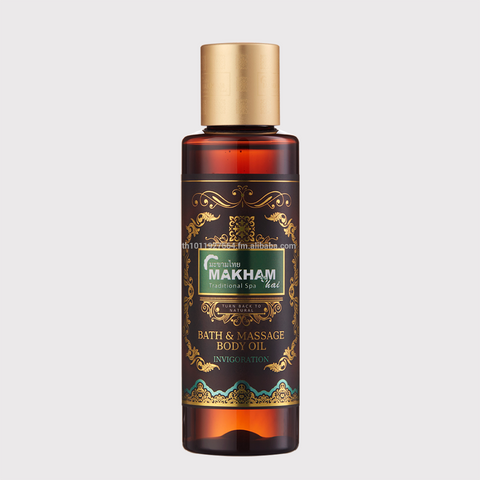 BATH & MASSAGE BODY OIL - WELLVY wellness & beauty
