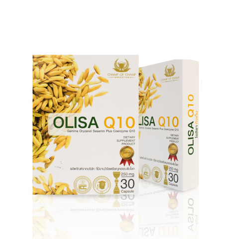 Olisa Q 10 Dietary Supplement