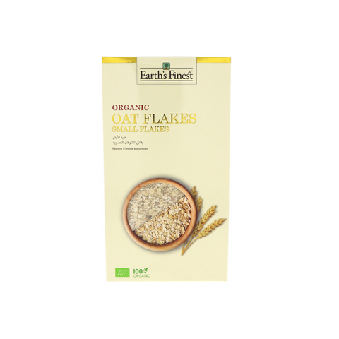 Earth's Finest Organic Oats Flakes 450 g