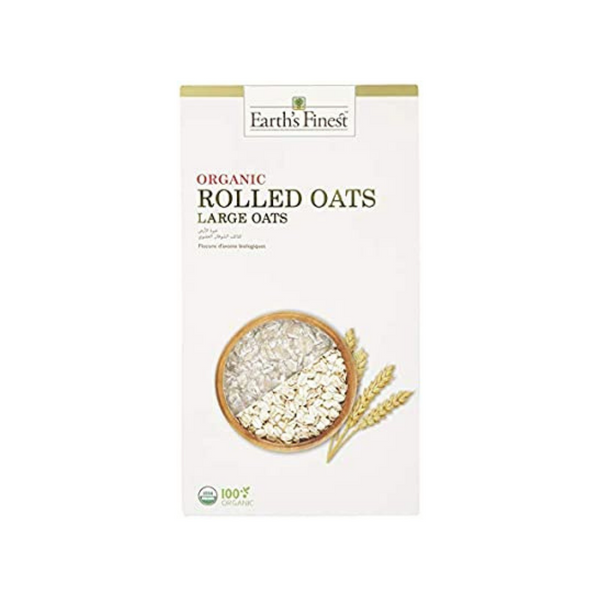 Earth's Finest Organic Rolled Oats 500 g