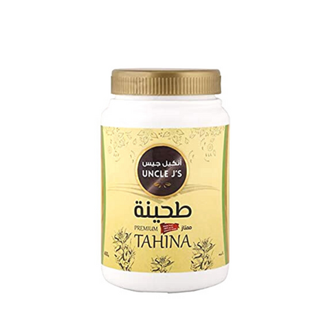 Uncle J's Tahina, 400 gm