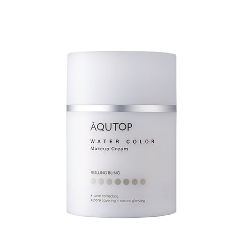 Aqutop WATER COLOR MAKEUP CREAM - WELLVY wellness & beauty