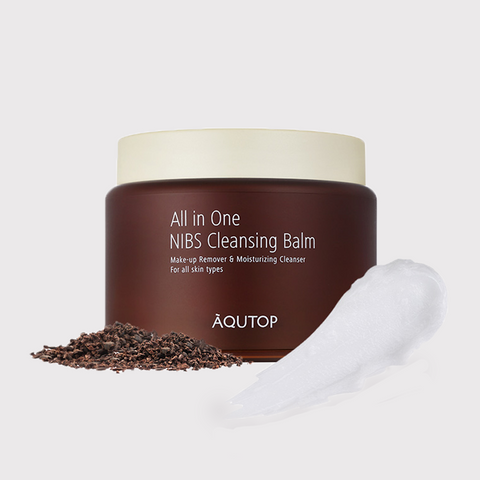 All in One NIBS Cleansing Balm - WELLVY wellness & beauty