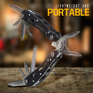 Multi Tool Survival Gear Kit