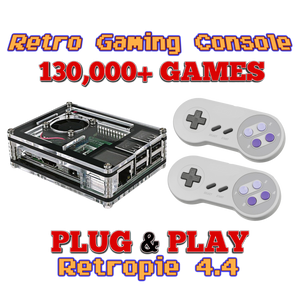 180,000 Retropie Odroid XU4 Emulation Console 4TB Loaded