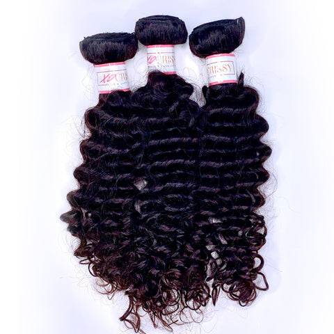 CHAMPAGNE DREAMS CURLY BUNDLE DEAL